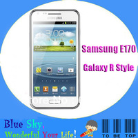 Samsung E170 Galaxy R Style Refurbished Original mobile phones Dual Core 5.0MP Camera GPS WIFI Android phone