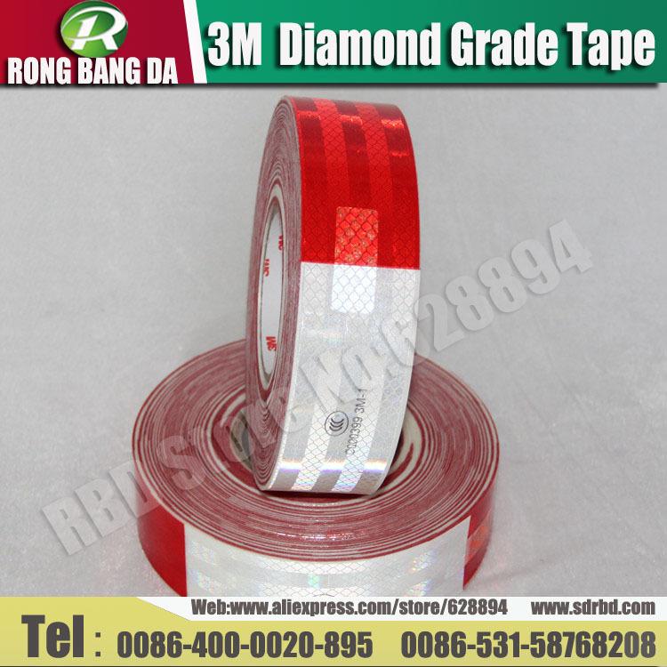 Reflective Tape 3m Diamond Grade 3m 983 Diamond Grade