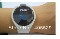 free shipping with High quality A1 Bluetooth Bracelet with microphone watch phone free shipping.
