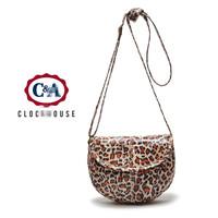 Hot leopard print fashion brand small shoulder bags mini messenger bag for women100g