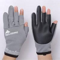 Ryobi winter cold-proof fishing gloves waterproof male winter thermal