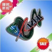 Car modified motorcycle accessories small viper exhaust high temperature resistant car stickers For Honda Yamaha Suzuki 1 pieces