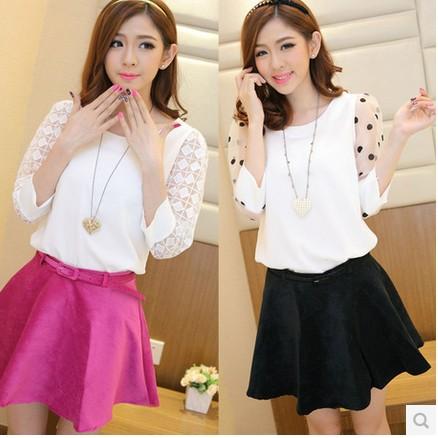 Женские блузки и Рубашки Oushang ol blusas 021602 блузки и рубашки