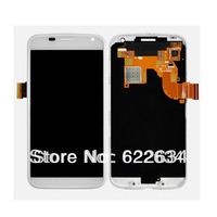 White For Motorola Moto X XT1060 XT1058 XT1056 XT1053 LCD Screen Digitizer Touch  Frame