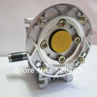 Worm Gearbox SMRV30-A1 output shaft for motor