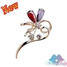 butterfly brooch promotion