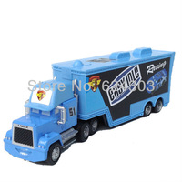 Free Shipping Brand New Pixar Cars  # 51 EASY IDLE Hauler Truck Diecast Toy Loose  In Stock
