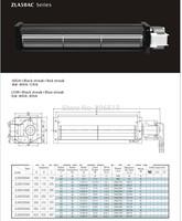 A50090-A50420AC cross flow fan/crossflowfan/draught fan/ventilation fan