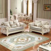 Fashion modern carpet sofa coffee table large floor mats doormat bed blankets
