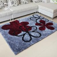 Brief modern silk carpet sofa coffee table carpet entranceway carpet