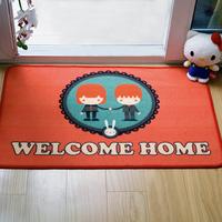 Carpet guanchong slip-resistant mats mat doormat cartoon ceremonized