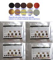 2ndhair бренд кератин волос волокна порошки здание с 12g 10 вариантов цвета