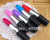 Free shipping 100pcs/lot Promotion Gifts Ballpoint pen,New Fashion lipstick shape ball pen,Creative pen,Advertising pen