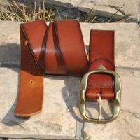 100% Genuine Leather New 2014 Men Fashion Brand Belt Man Casual Jeans Wide Super High Quality Strap Male Cintos Ceinture MBT0056
