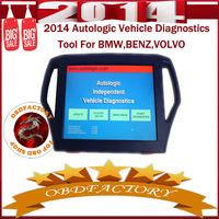 New 2014 Arrival Autologic Independent Vehicle Diagnostics Tool for B  -  M  -  W,MERCEDES MB,V  -  O  -  L  -  V  -  O