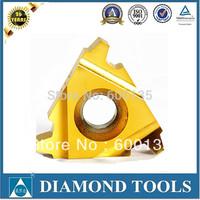 External turning tool carbide threading inserts 22EL 5.0TR 16ER AG 60 16EL AG 60TIN