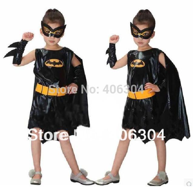 Batman Halloween Costume For Girls Batman Costume,girl Batman
