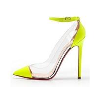 red bottom shoes for women 2014  thin heels women pumps red bottom high heels  women pointed-toe pumps