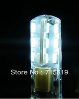 Free shipping G4 led  High Power G4 SMD3014  24led SMD LED  replacing 20-30W halogen  LED bulb 4PCS