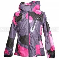 Reima lassie Top female child emergency jacket windproof waterproof