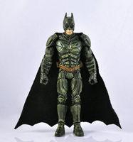 "DC Universe Batman Movie The Dark Knight 3.75"" Super Hero Figure Toy Loose MJ08"