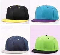 Wholesale cheap design blank snapback hats customized 3d embroidery snapback cap custom Baseball Cap Men hat Snapback Caps
