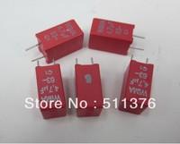 Top Quality Original new WIMA 4.7uF 63V 5% P=5MM Capacitor 8.5mm*7.2mm*14mm