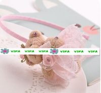 Freeshipping!New Girls/Kids/Infant/Baby colorful hairclip/hairhoop/ Hairband/Hair ornament/Accessories/headwear,ZHB321