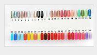 2set Nail Tools Nail Tools Nail Art Equipment Plastic Blank Palette atla Nail polish palette Show Professional tools
