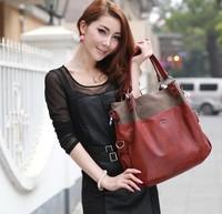2014 New Hot FLYING BIRDS  Popular High Quality PU Leather Women Fashion Hong Kong OPPO Shoulder Bag Hollow Design Women HG6822