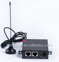 H20series Industrial Wireless WIFI DB9 RS232 HSDPA 3G Router for DHL