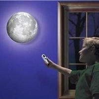 Second generation healing moon Large remote control moon light moon light decoration wall lamp romantic night light