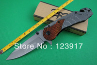 New,Browning X31 Folding Knives,440c Blade,Steel+Aluminum Handle.Survival Tools,Hunting Pocket Knife,Camping Knife,High Quality