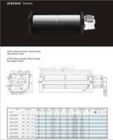 B50090-B50420AC cross flow fan/crossflowfan/draught fan/ventilation fan