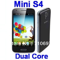 Star F9192 - Unlocked 4.3inch Capacitive Screen Android4.2 MTK6572 Free Flip Case Dual Core  i9500 S4 Cheap Smart Phone