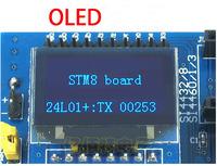 Cheap sale 2pcs/lot 0.96 inch OLED display  module SPI/I2C driver matching development board