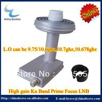 2014 New Ku Band 10.678Ghz LNB Prime Focus LNBF For Japan market