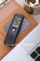 4GB Voice Activated Digital Audio Voice Recorder Dictaphone MP3 Player Black