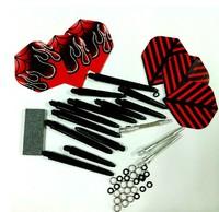 2014 Dartboard Soft Tip Darts Winmax Professional Dart Needle Tailplane Belt Needles Fitting Accessories Pack ,free Shipping