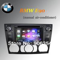 Car dvd 2din touch screen double din gps navigation suitable for BMW E90 E91 E92 E93 dvd