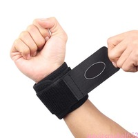 free shipping High Breathable Sport Wrist Band Hand Thumb Palm Wrap Support Brace Protector[TY16