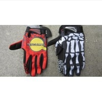 ZY20703Long fingerless gloves / mittens long mountain bike / bicycle gloves / riding gloves