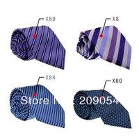 4 x New Classic Silk Neckties