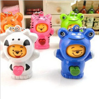 100pcs/lot wholesale Face Bear  Toy novelty - decompression doll keychain toy small gift