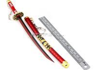 "1/5 ""One piece"" sauron three generations of demon butcher knife toru katana"