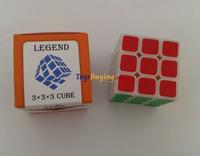 wholesale 10pcs/lot Mf8 Legend II V2 3x3 Speed CubeTiles sticker Twist Puzzle Educational toy FREE shipping