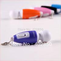 10pcs/lot super mini AV vibration massager mute bullet vibrator sex toys adult products freeshipping X017