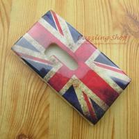 USA flag TPU soft case for Nokia Lumia 920 high quality English flag protective cover Nokia Lumia 920 case