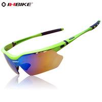 2014 Rushed Special Offer Women Blue Acetate Green Inbike Mountain Bike Riding Eyewear Sports Myopia Polarized Mirror