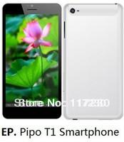 Free ShippingPIPO Smartphone T1 QHD Screen MTK6572 Dual Core 3G Dual Sim  4GB Android 4.2 WCDMA  7 inch Phone Calling